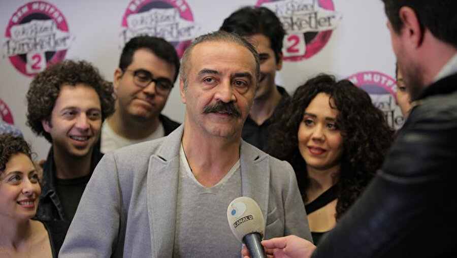 Erdoğan BKM Mutfak ekibiyle ilk bölümü izledi.