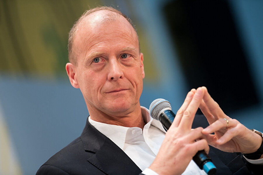 Airbus Yönetim Kurulu Başkanı Tom Enders