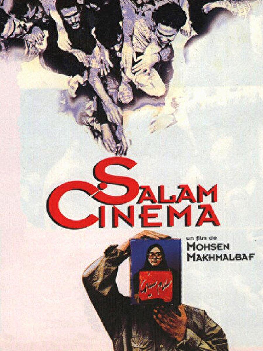 Selam Sinema adlı film 14 Nisan 1995'te yayınlandı.