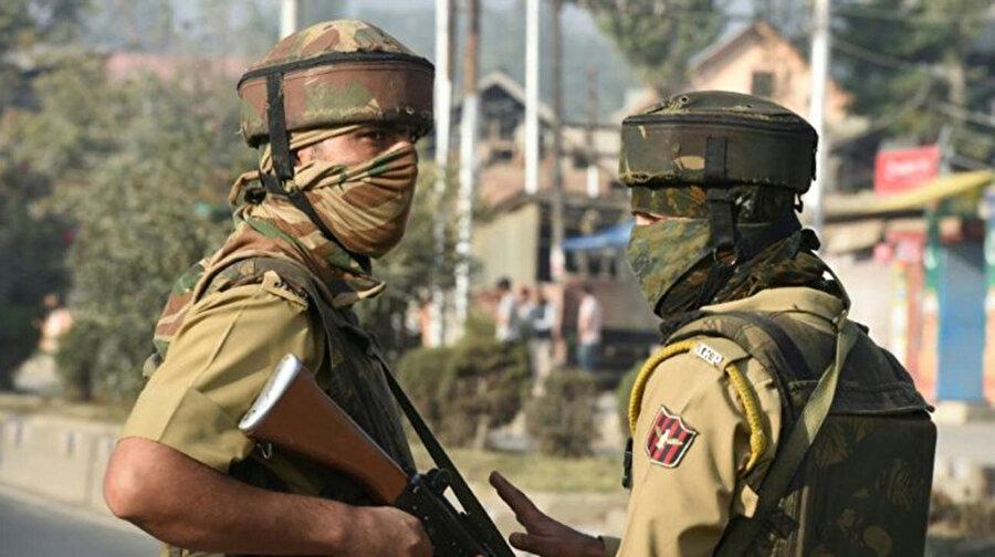 Hindistan, 1947'den bu yana Keşmir'i kontrolü altında tutuyor.