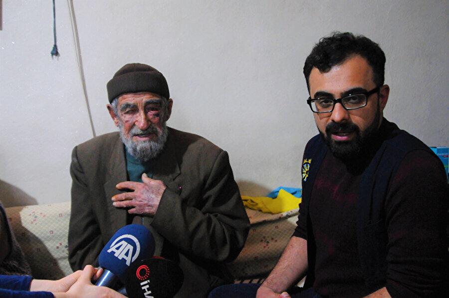 Mehmet Tırak, gençlerle buluşmadan memnun kaldı.