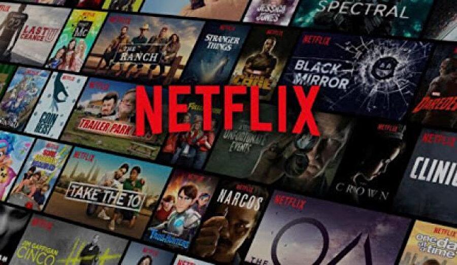Dijital yayın platformlarının en bilineni ve en büyüğü Netflix.