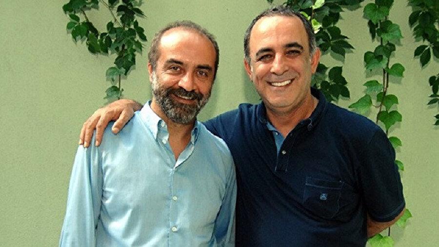 Yılmaz Erdoğan ve Necati Akpınar bugüne kadar birçok ortak projeye imza attılar.