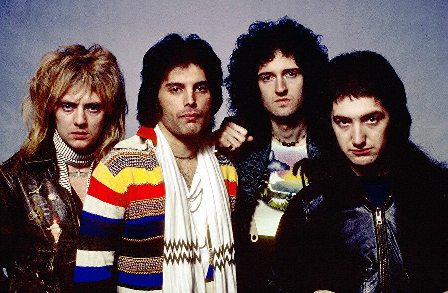 Queen grubu.