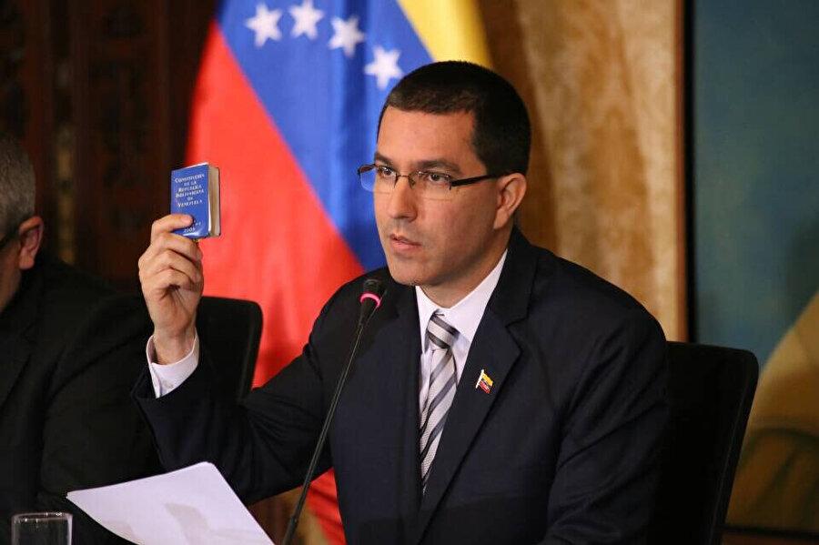 Konseyde, dünyanın gündemindeki ülke Venezuela'yı Dışişleri Bakanı Jorge Arreaza Montserrat temsil edecek.