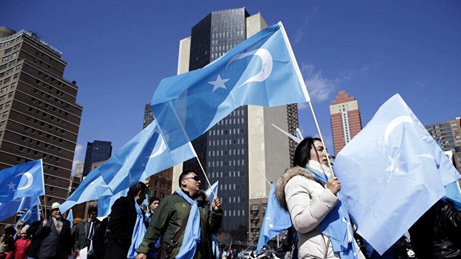 Konseyde Doğu Türkistan sorununun da gündeme geleceği belirtiliyor.