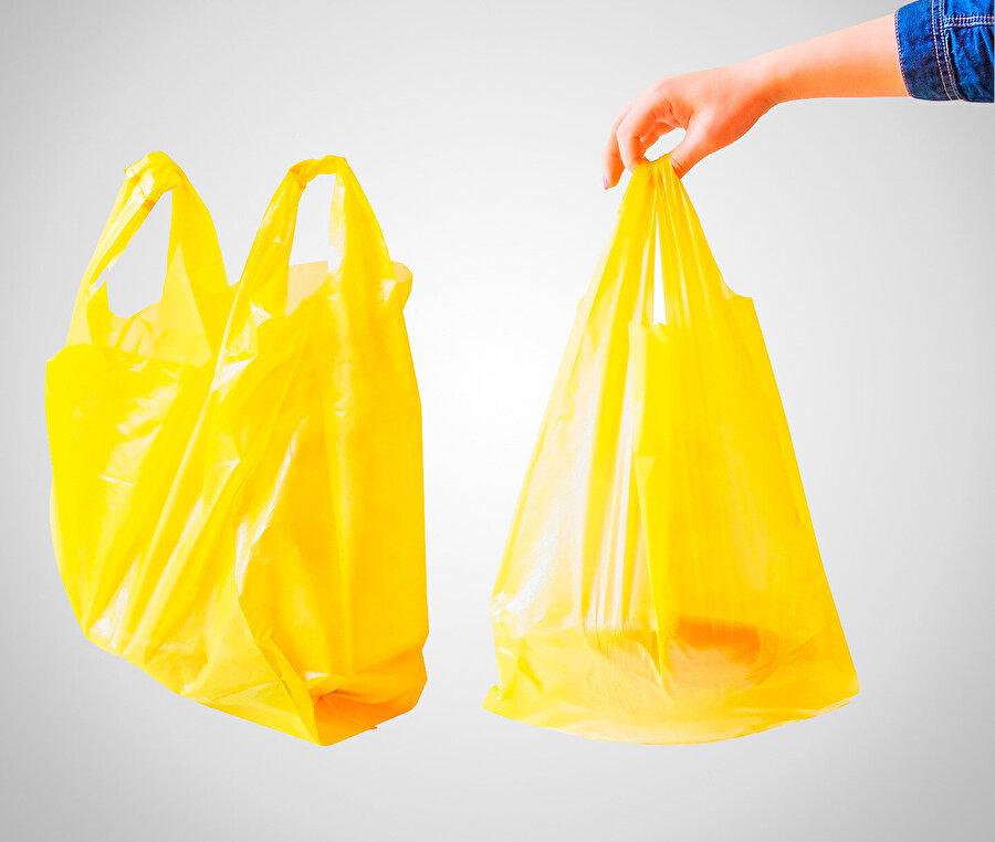 Plastik poşet kullanımın hızla azalması bekleniyor.