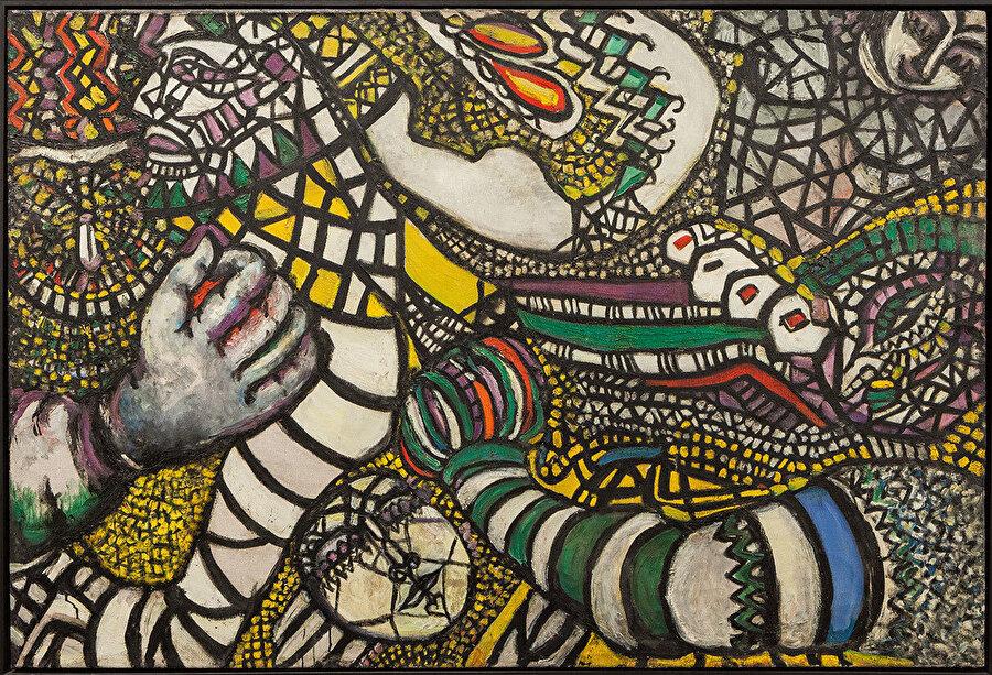 Ünlü ressam yurtdışında sergi açmış ilk Türk kadın sanatçıdır.