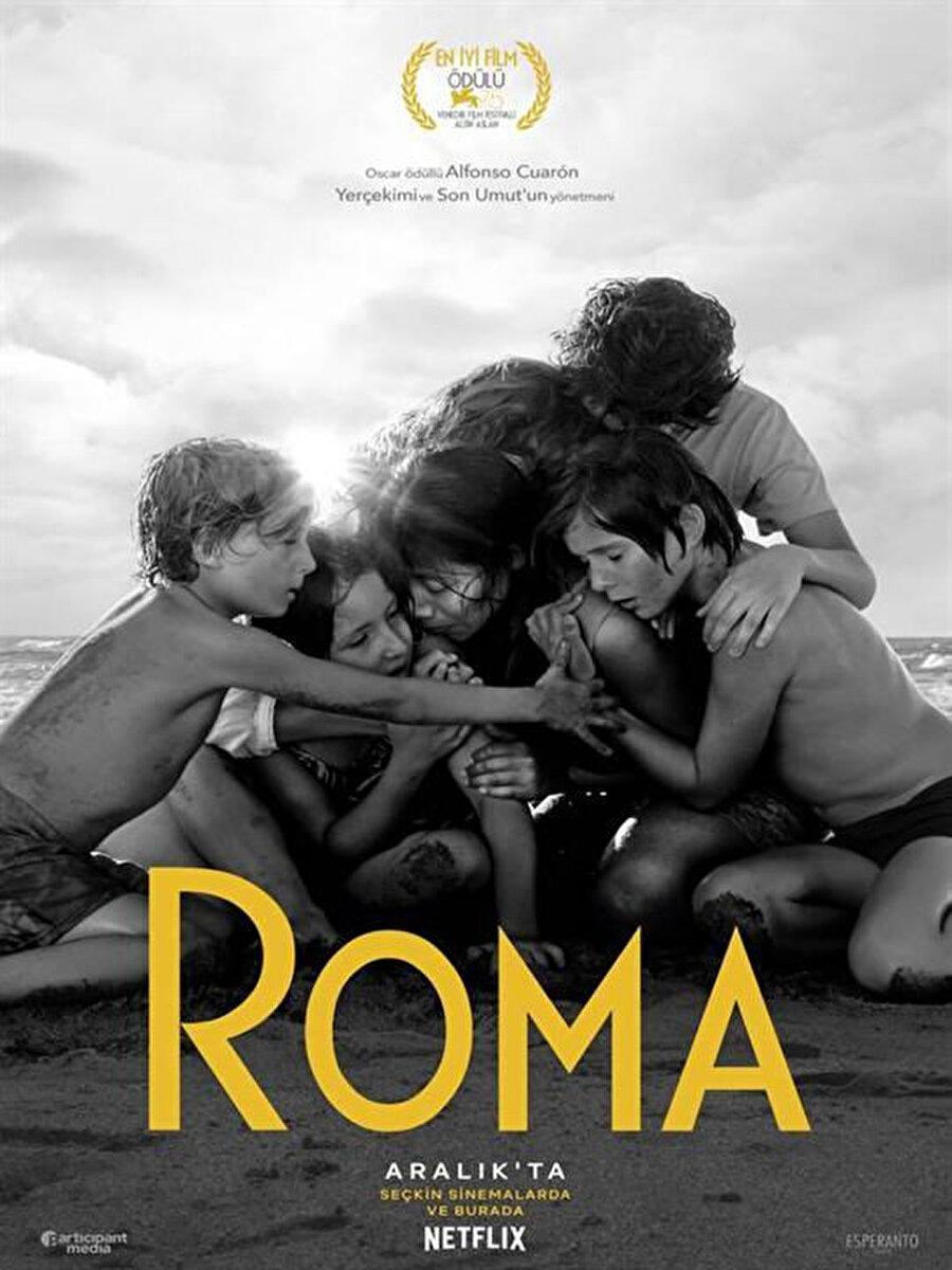 Netflix yapımı Roma, En İyi Film ödülünü kazanması muhtemel filmler arasında yer alıyordu. Fakat beklenen olmadı ve ödül Müslüman oyuncu Mahershala Ali'nin başrolünde olduğu Green Book filmine gitti.