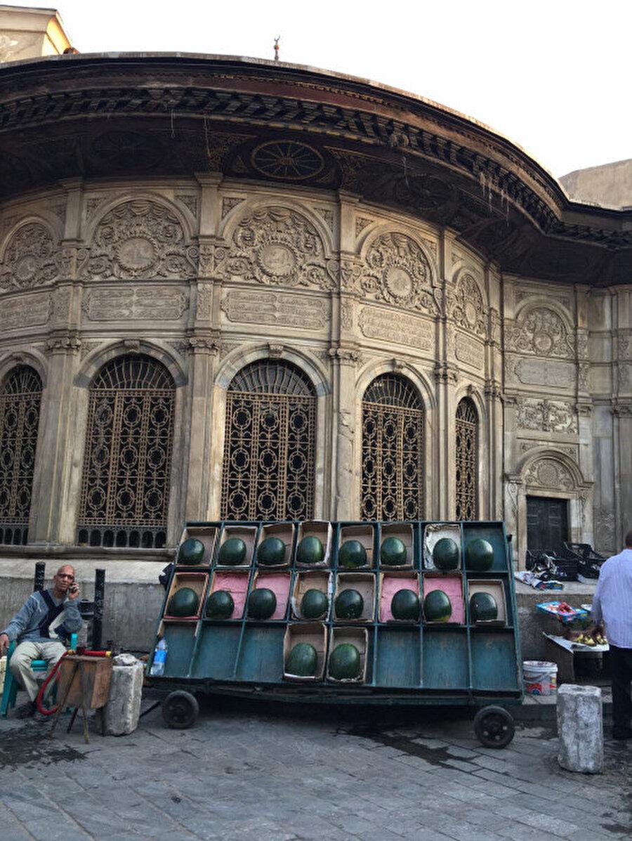 Osmanlı döneminde inşa edilen bir sebil.
