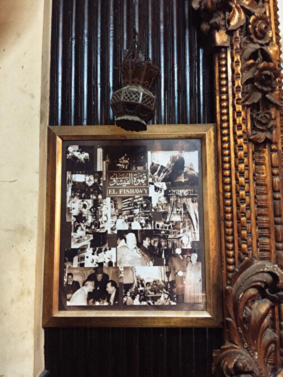 Fişavi, Kahire'nin en ünlü kahvehanesi.