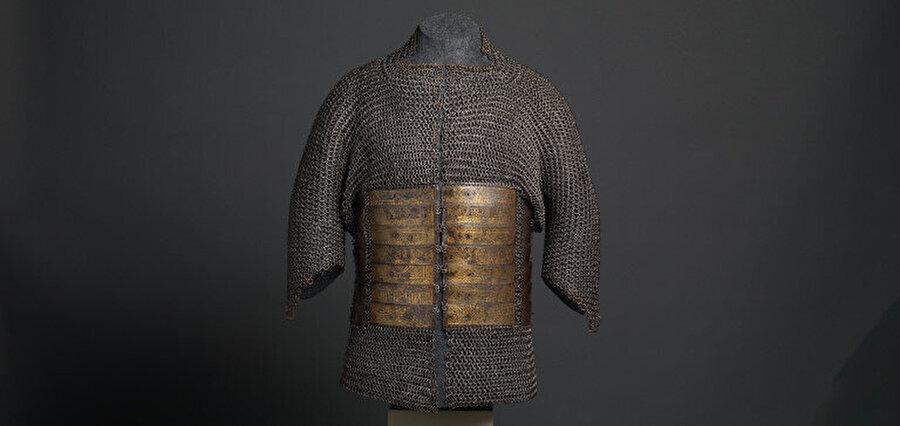 Memlükler dönemine ait savaş gömleği.