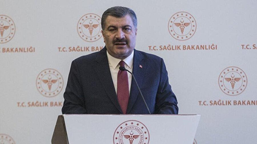 Sağlık Bakanı Fahrettin Koca yapılan protokole göre lokantalar ve pastanelerde şeker, tuz kullanımının azaltılacağını duyurdu.