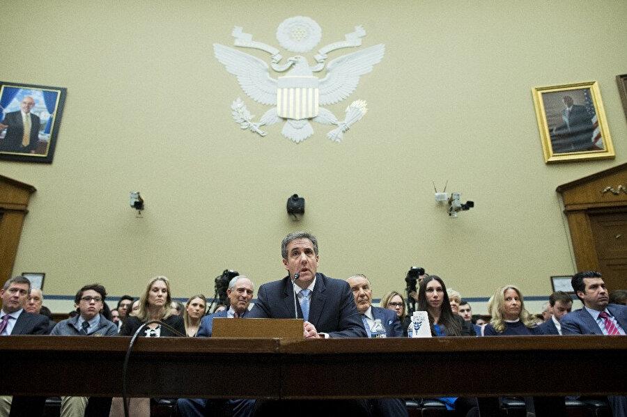 Cohen, Temsilciler Meclisi Denetim ve Reform Komisyonu'nda milletvekillerinin sorularını cevapladı.