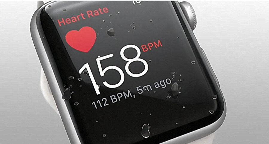 Apple Watch'lar sağlık özellikleri konusunda daha yetkin bir hale getirilecek.