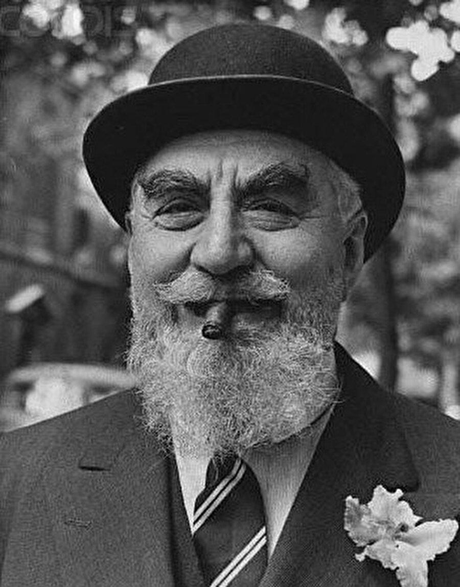 Calouste Gülbenkyan'ın devasa serveti, kendisinden sonra oğlu Nubar Gülbenkyan'a (1896-1972) intikal etmiştir.