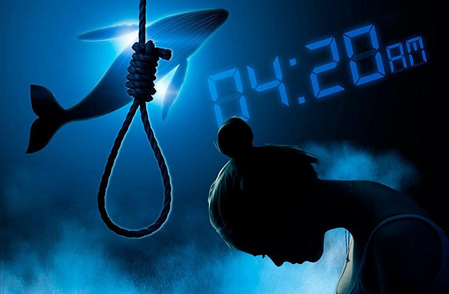 Blue Whale, yani Mavi Balina adlı oyunda, oyuncular 50 talimatı yerine getirmek zorunda ve bunlardan bazıları ölümcül olabiliyor. Gençler arasında yayılan ve dünya çapında yüzlerce intihar olayıyla bağdaştırılan Mavi Balina isimli oyununun yaratıcısı Rusya'da 3 yıl hapis cezasına çarptırıldı.