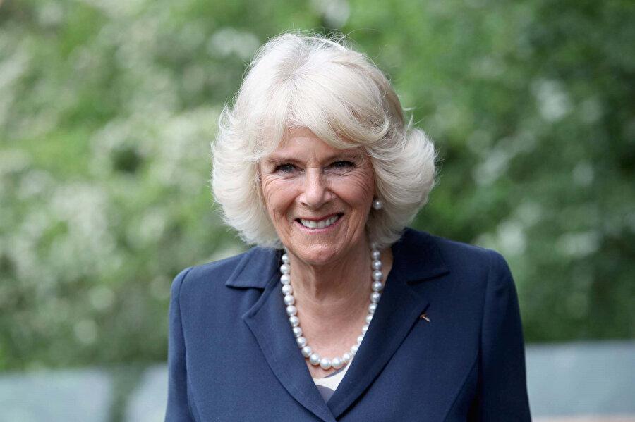 Prens Charles'ın eşi Camilla Parker Bowles.