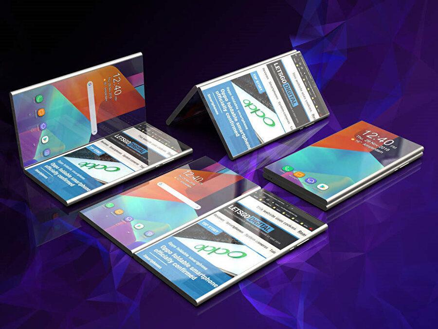 Oppo, Huawei, Xiaomi gibi çok sayıda farklı büyük mobil şirket 'katlanabilir akıllı telefon' sektörüne giriş yapmış durumda.