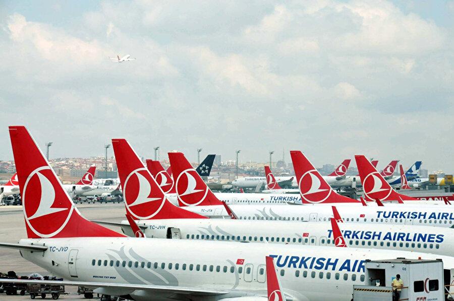 Uzmanlar, türbülans nedeniyle bir uçağın düşmeyeceğini söylüyor.