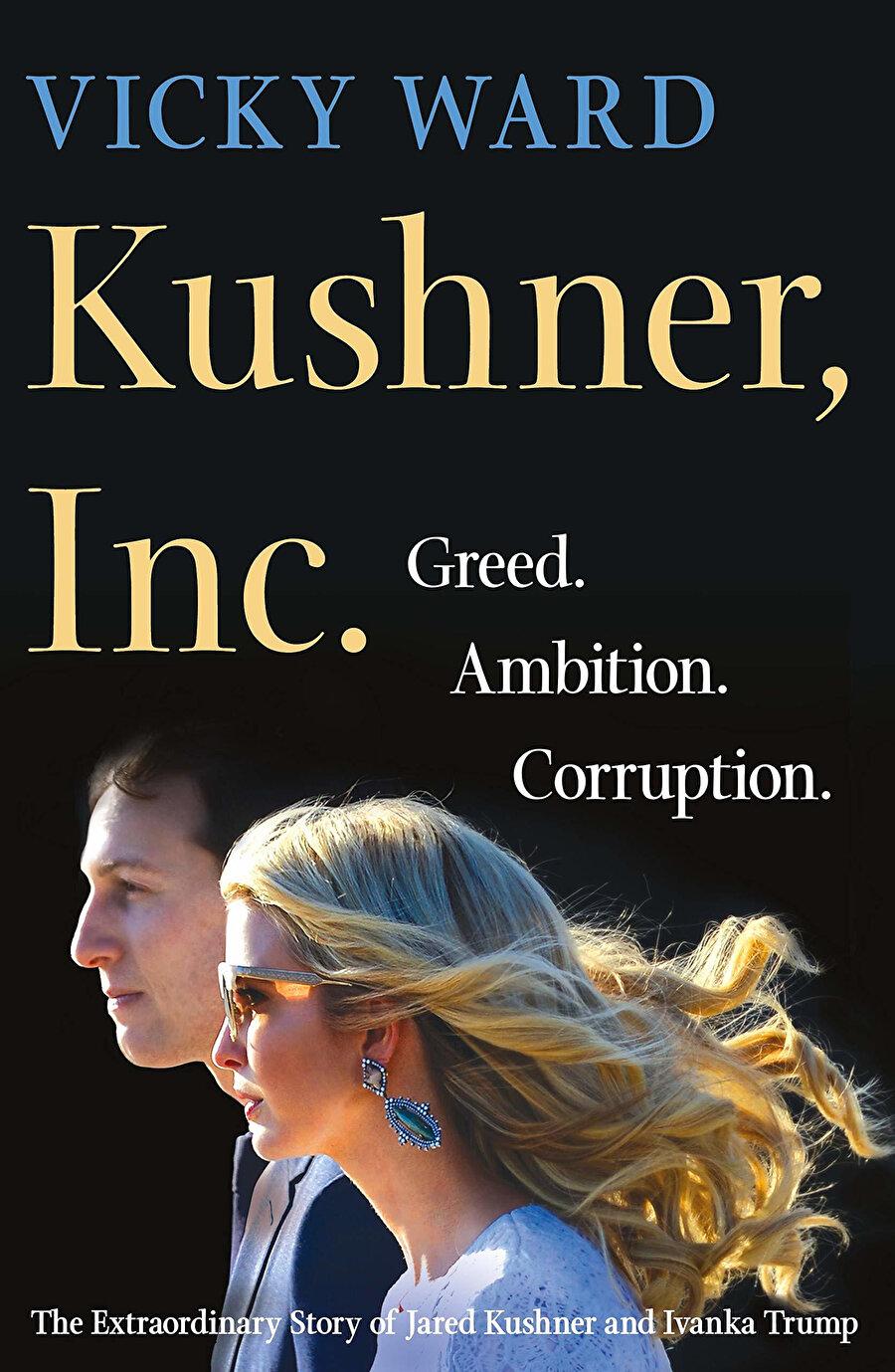 'Kushner Inc.' 19 Mart'ta raflarda yerini alacak.