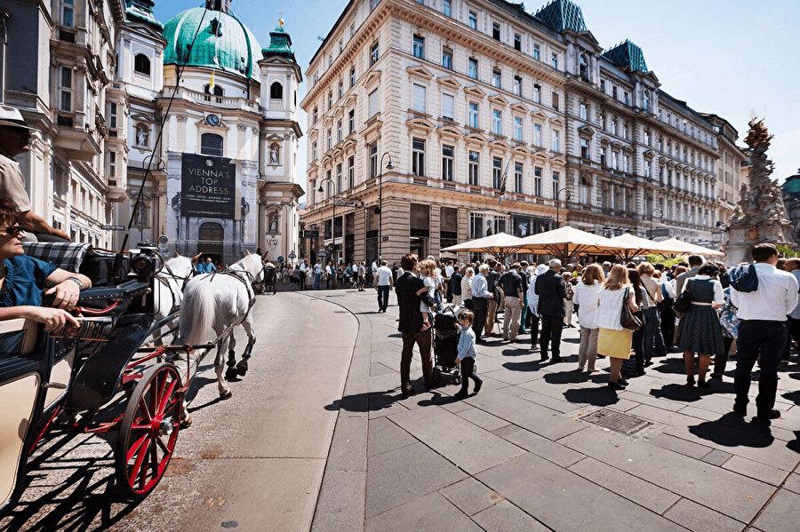 Dünyanın en yaşanılabilir şehri Viyana oldu.