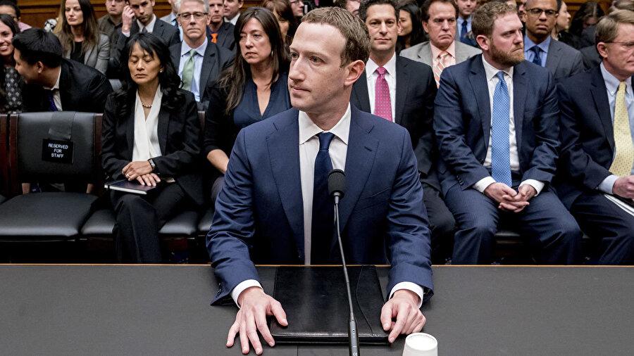 Mark Zuckerberg'e yeniden 'mahkeme yolları gözüküyor' denilebilir.