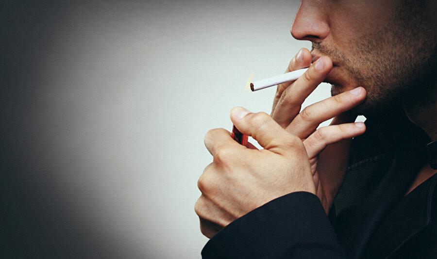 Sigaradan dolayı 7 milyon kişi hayatını kaybediyor.