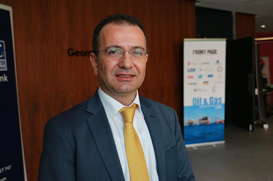 """Lübnan'ın başkenti Beyrut'ta düzenlenen uluslararası """"Petrol ve Gaz: Yol Haritası Forumu""""na katılan Boğaziçi Üniversitesi Enerji Politikaları Uygulama ve Araştırma Merkezi Direktörü Prof. Dr. Gürkan Kumbaroğlu, konuşma yapmıştı."""