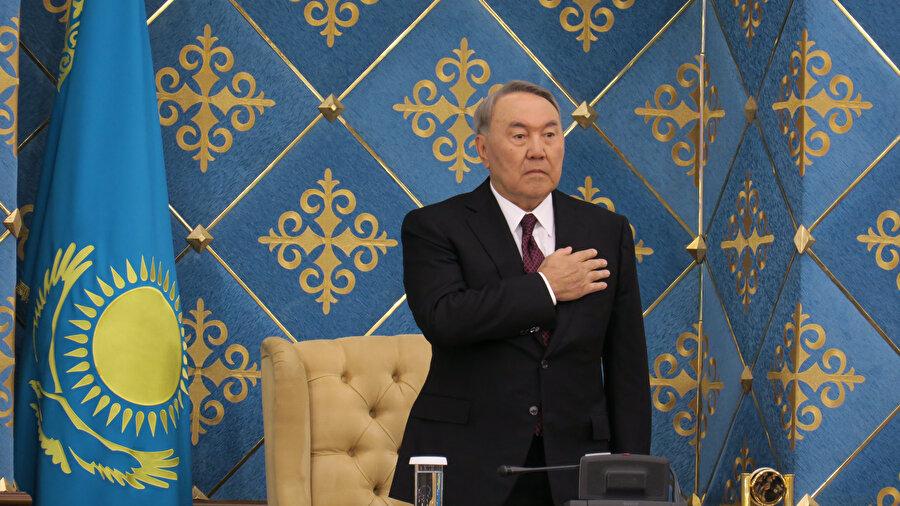 Nursultan Nazarbayev dün istifa ettiğini açıklamıştı.