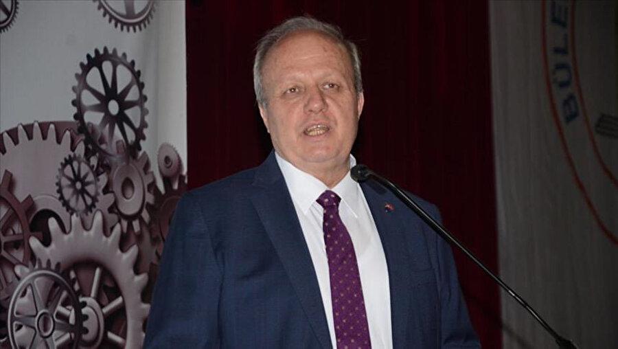 Ankara Sanayi Odası (ASO) Başkanı Nurettin Özdebir, veri madenciliği ve yapay zekaya yönelik açıklamalarda bulundu.