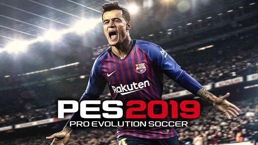 Pro Evolution Soccer 2019.