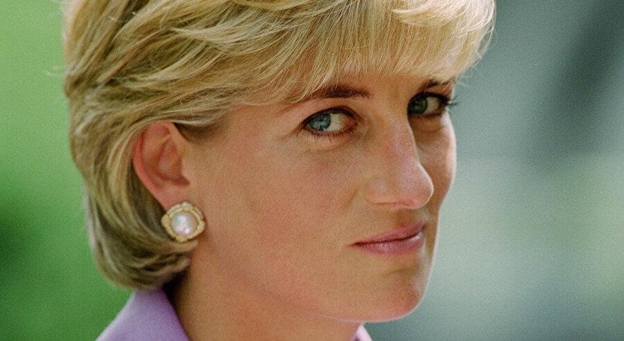 Galler Prensesi Galler Prensi Charles'in ilk eşi, Diana Spencer.