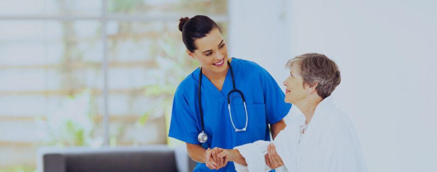 Yaşlıların akciğeri dirençsiz olduğu için hastalık zor aşılıyor.