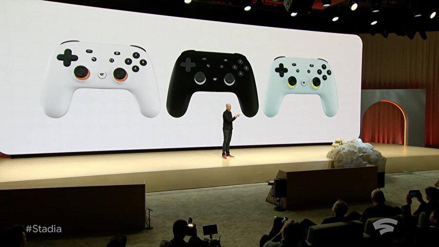 Google Stadia'yı açıkladı, 'oyun tutkunları' için yepyeni bir dönemin başlangıcı resmen ilan edilmiş oldu.