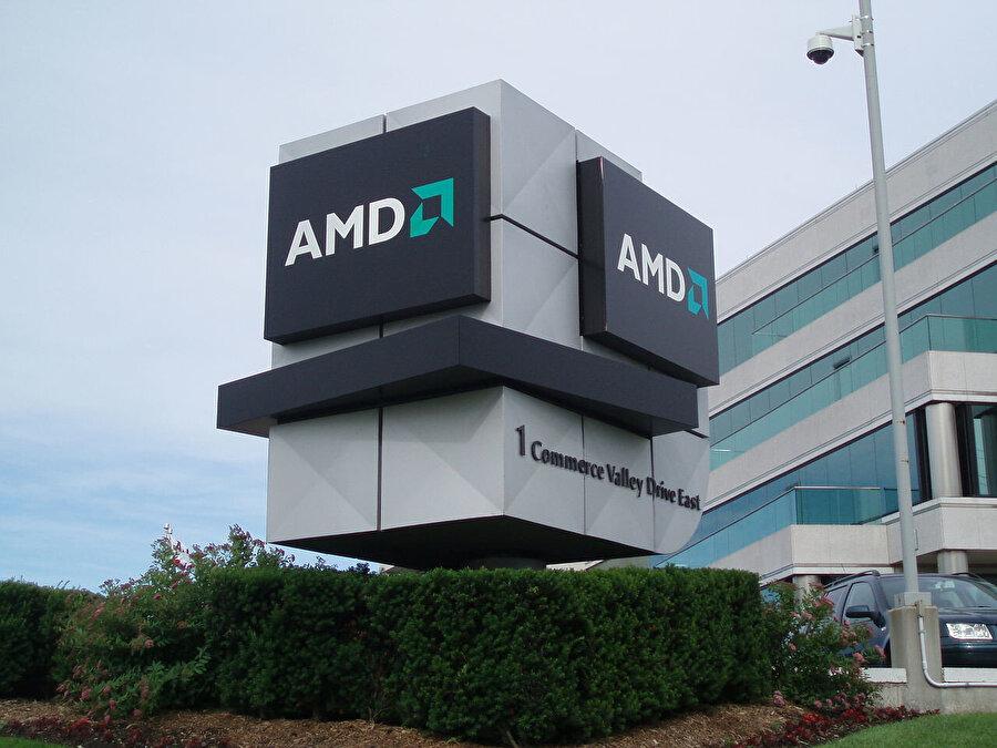AMD, dünyanın en büyük grafik işlemci geliştiricilerinden biri konumunda yer alıyor.
