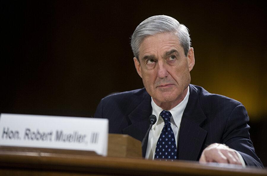 Özel yetkili savcı Robert Mueller