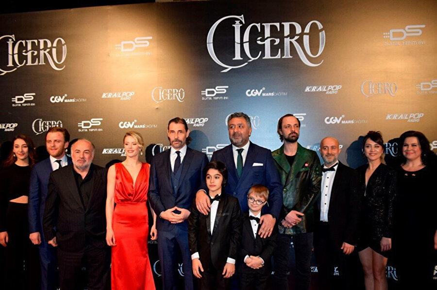 Çiçero filmi 18 Ocak 2019'da vizyona girdi.