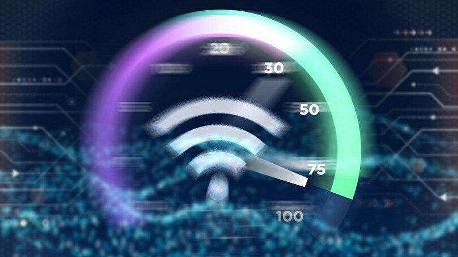 Türkiye'deki veriler en az 300 tekil kullanıcının internet hızlarının ölçülerek oluşturuldu.