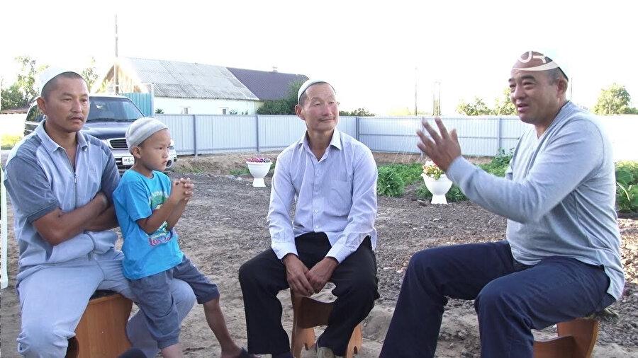 Kazakistan'daki Dunganlar geçen sene Kazakistan'a yerleşmelerinin 140. yılını kutladılar.