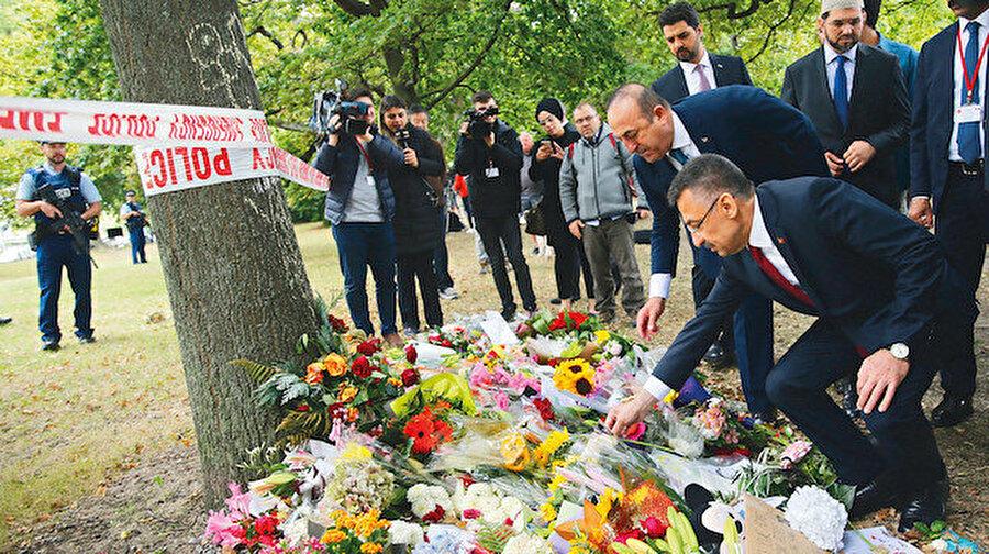Cumhurbaşkanı Recep Tayyip Erdoğan'ı temsil eden Türk heyeti Yeni Zelanda'ya gitti.