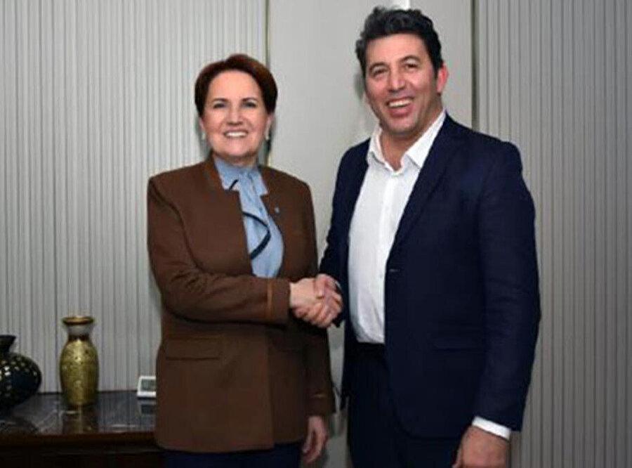 Emre Kınay İYİ Parti'den aday olmuştu.