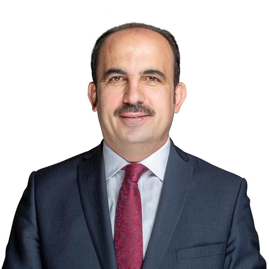 AK Parti Konya Büyükşehir Belediye Başkan adayı Uğur İbrahim Altay