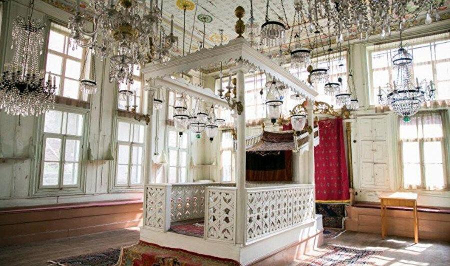 Hasköy'deki Karaim Sinagogu.