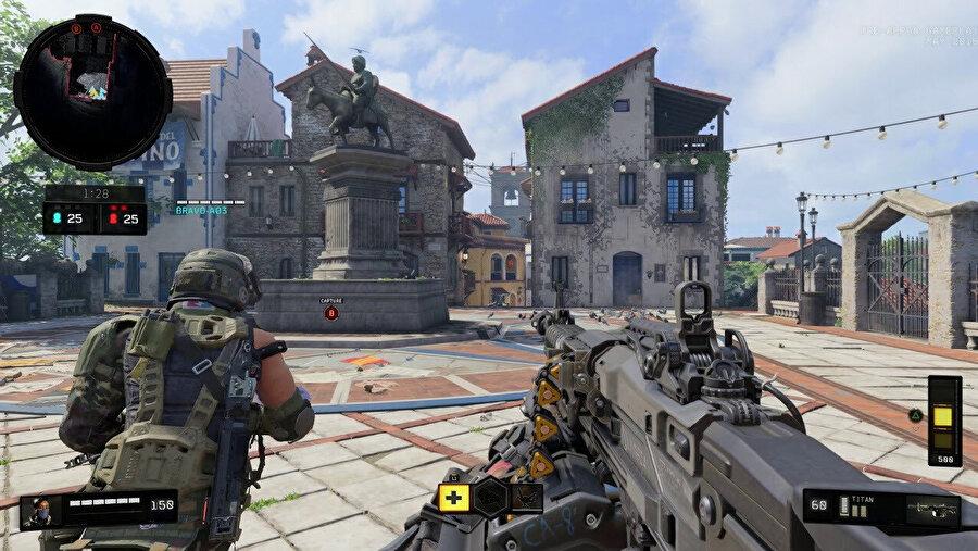 Black Ops 4, battle royale moduyla PUBG için alternatif olarak nitelendiriliyor.