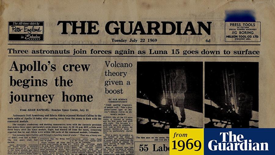 The Guardian, eski tarihli gazetelerin İnternet ortamındaki görüntülerinin de üzerine tarih yazacak.