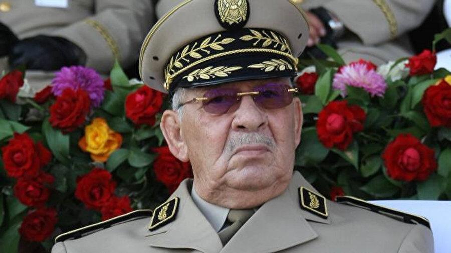 Genelkurmay Başkanı Ahmed Kayid Salih.