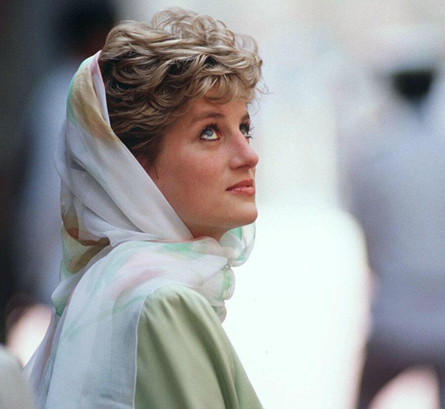 Prenses Diana.