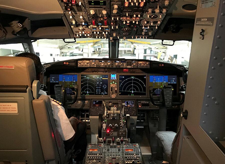 Boeing 737 MAX 8 ile ilgili 'özür' açıklaması geldi.