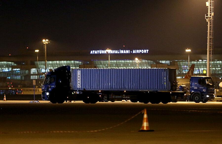 Göç başladı İstanbul Atatürk Havalimanı'ndan İstanbul Havalimanı'na